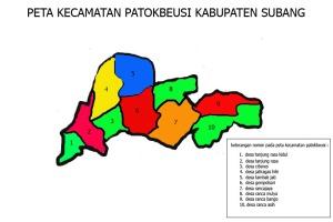 kecamatan patokbeusi